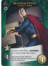 ANGEL NOIR Upper Deck Marvel Legendary NOIR MULTITALENTED