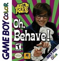 Austin Powers Oh Behave - Game Boy Color