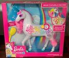 Barbie Dreamtopia Brush 'n Sparkle Unicorn Brush & Sparkle Dazzling lights sound