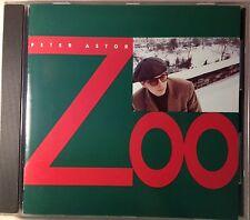 PETER ASTOR / ZOO - CD (1991 ex-The Loft)) VERY RARE !!!
