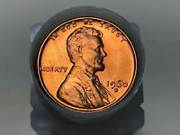 Coppers Unsearched Sealed Bank Rolls of Pennies Find Wheats Philly Area UNC