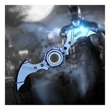 Overwatch Batman Batarang Hand Tri Spinner EDC Metal Bearing Fidget Rotate Toys