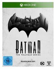 Microsoft XBOX - One XBOne * Batman 2 The Telltale Series: Der Feind im Inneren
