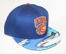 PICK1 New York Knicks Shark Brim Mitchell & Ness SnapBack 4 Jordan Retro 5 Cavs