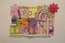 Care Bears Carebears Custom Mini Book Album Kit Scrapbook