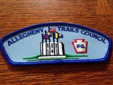 MINT CSP Allegheny Trails Council T-3