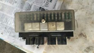 LANCIA BETA BERLINA COUPE SPIDER HPE 828 FUSEBOX