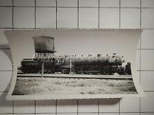 Union Pacific Railroad Engine 7857: Los Angeles Shops Vintage Train Photo