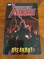 The New Avengers BREAKOUT HC Marvel Premiere Edition - NM
