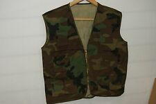 JOB LOT X 14 SECONDS KIDS ARMY MILITARY DPM URBAN ACTION VEST MULTI POCKET