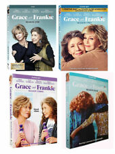 Grace & Frankie Season 1 2 3 & 4 DVD Complete Series 1-4 BRAND NEW + FREE POST