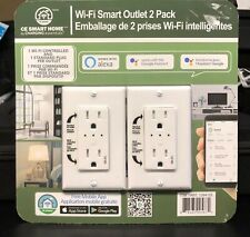 CE Smart Home Wifi Outlet 2 Pack Works With Alexa&Google Assist See Description