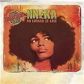 Nneka - No Longer at Ease (CD with bonus CD single 2009)