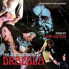 OST/SATANIC RITES OF DRACULA (JOHN CACAVAS)   CD NEU