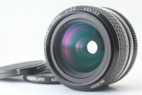 [Exc+5] Nikon Ai Nikkor 28mm f/2.8 Wide Angle MF Lens w/ filter From JAPAN