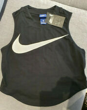 ladiew women Nike top blouse sport sleevless new size M