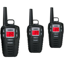 Uniden SX3073C 22-Channel GMRS 2-Way Radios w/ 30-Mile Range  - 3 Pack