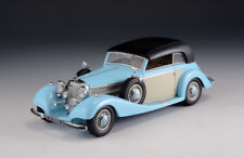 "Mercedes-Benz 540K Cabriolet B ""Light Blue/Cream"" closed (GLM 1:43 / 205303)"