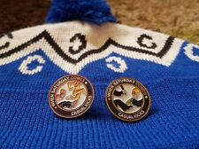 When Saturday Comes, Ultras Pin Badges. A Guy Called Minty, Casuals Connoisseur.