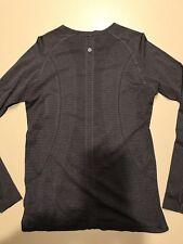 Mens Lululemon Athletic Long Sleeve Breathable Workout / Running Shirt  L