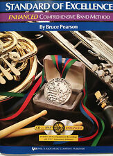 Standard Of Excellence Enhanced Edition Alto Saxophone Book 2 w/online link