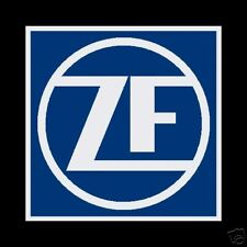 ZF Gearbox Decals Stickers Rally Old Vintage