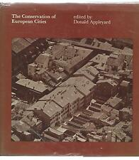 HB/DJ The Conservation of European Cities by Donald Appleyard