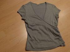Hess  Natur  Shirt mit Leinen, Gr.  34,   65% Leinen und  35% Baumwolle