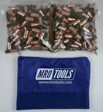 200 18 Extra Short Cleco Sheet Metal Fasteners With Mesh Carry Bag Kk2s200 18