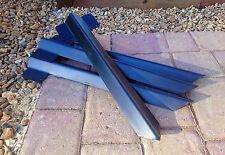 10 x Railway Sleeper Bracket Steel for Driveway Path Edging Easy Fix Many Sizes