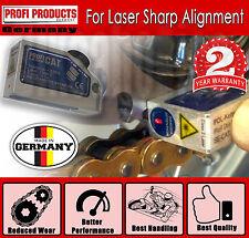 Herramienta De Alineación Láser Sharp Cadena-Hecho en Alemania-reducido desgaste & mejor rendimiento