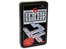 Dominoes Tile Contemporary Board & Traditional Games