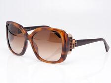 Lanvin- Sunglasses 100% UVA & UVB Designer SLN 551-ALE In Havana Brown Gradient