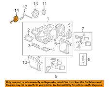 HONDA OEM-Heater Blend Door Actuator 80224STXA01