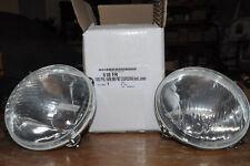 2 optiques de phares   renault 4cv  panhard 30530010