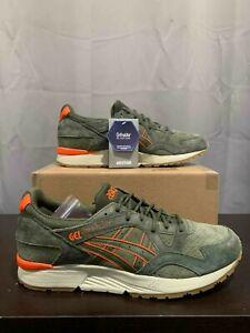 ASICS GEL-Lyte V Sportstyle Shoes 1191A299 Mantle Green Olive Retro Run Sz 11