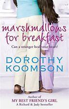 Marshmallows for Breakfast, Dorothy Koomson, Very Good condition, Book