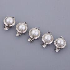 5 pcs Plug In Perlenverschluss Armband Halskette Magnetverschluss Magnet