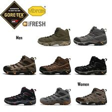 Merrell Moab 2 Mid GTX Gore-Tex Men / Women Outdoors Hiking Shoes Pick 1
