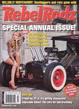 Rebel Rodz Magazine/Poster Issue No. 34 (July 2013)