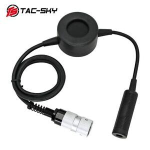 TAC-SKY AN/PRC 148152152A Walkie Talkie Virtual Box 6-pin Military PTT TCI PTT