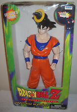 #7126 NRFB Irwin Collectors Edition Dragonball Z Goku Super Size Warrior Figure