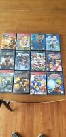 Playstation 2 Game Lot ( Maximo, Sonic, Naruto)