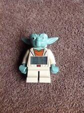 Lego Star Wars Master Yoda Minifigure Digital Battery-Operated Alarm Clock