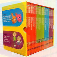 Read it Yourself with Ladybird Collection 50 Book Box Set Pack (Level 1, 2,3,4 )