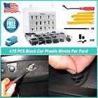 415x Clips Car Door Push Bumper Trim Body Retainer Assortment Tools Auto Parts