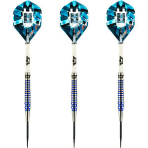 BULL'S Steel Darts Bull´s by Shot Darts Martin Schindler The Wall 80% PCT Blue