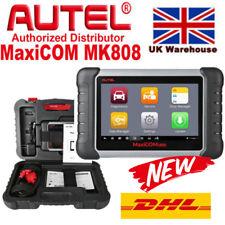 Autel MaxiCOM MK808 MX808 OBD2 Car Diagnostic Scanner EPB SAS BMS TPMS DPF IMMO