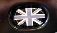 Royal Enfield Bullet 350 500 Continental GT Union Jack 3D Doming Aufkleber 2 St.