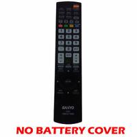 Original Sanyo TV Remote Control GXEC (No Cover)